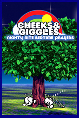 Cheeks And Giggles Prayer Book
